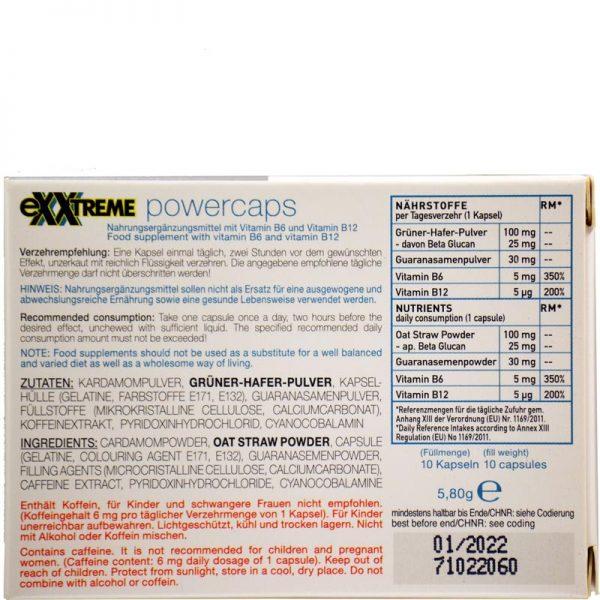 exxtreme-power-capsule-ingrediente