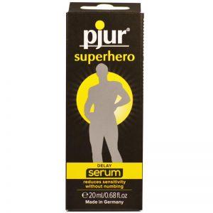 pjur-superhero-delay-serum