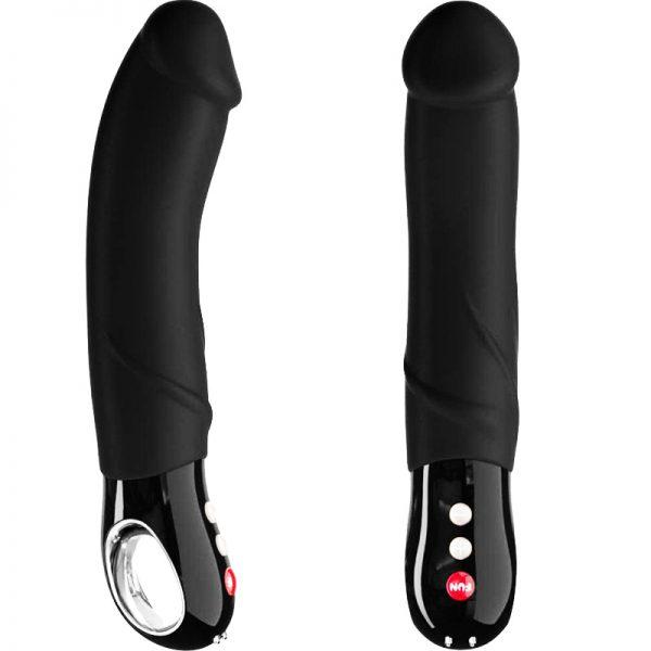 vibrator-g5-big-boss-negru-fata
