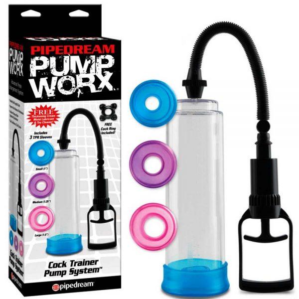 Pompa-marirea-penisului-Worx-Cock-Trainer-Pump-System--1