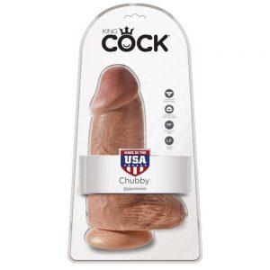 King Cock Cubby Flesh ambalaj