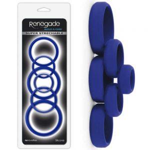 Renegade-Build-A-Cage-–-Set-de-Inele-pentru-Erectie