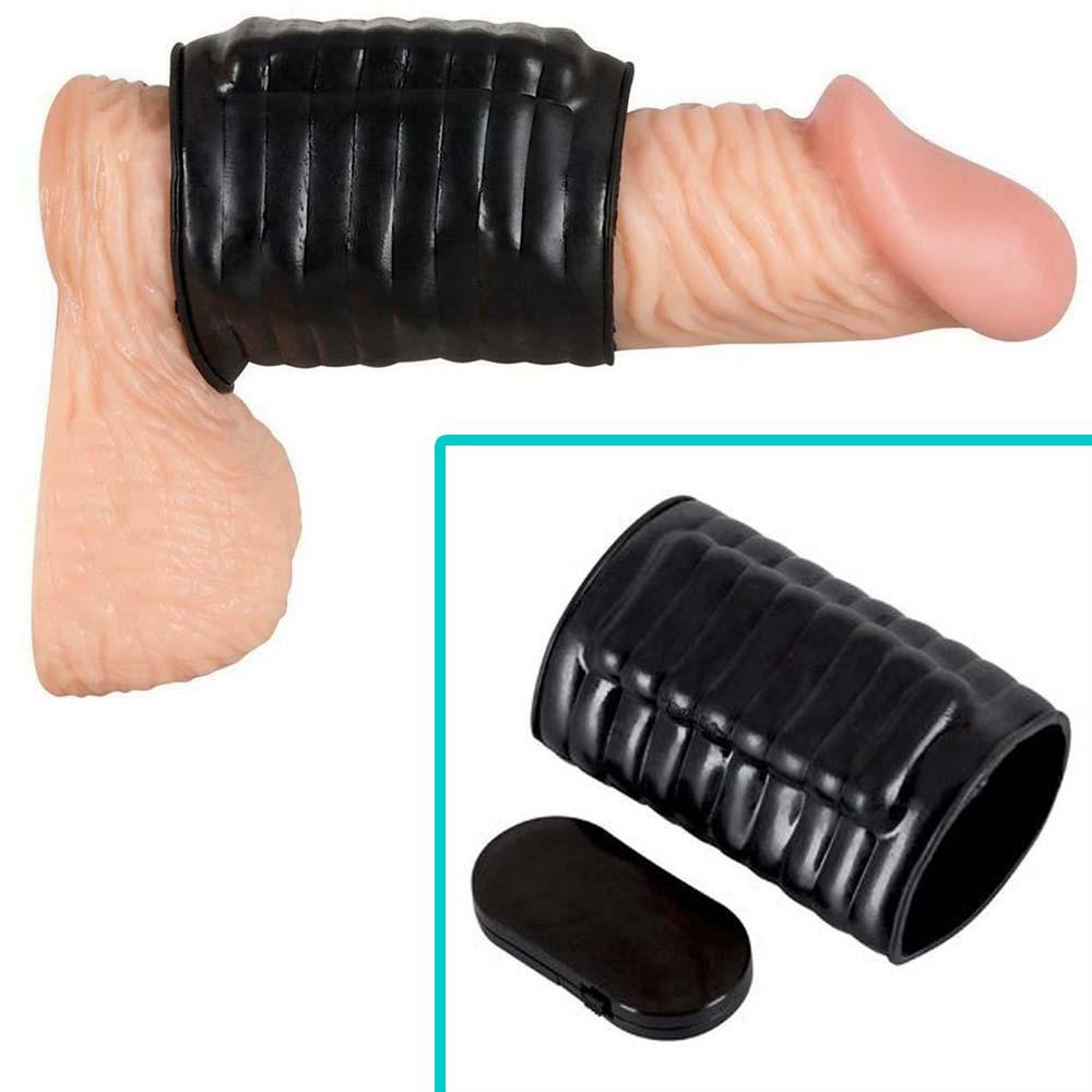 manșon penis vibrator