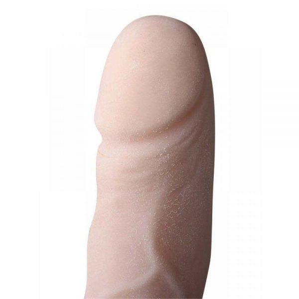 dildo realistic Nature Skin Big Dong cu gland