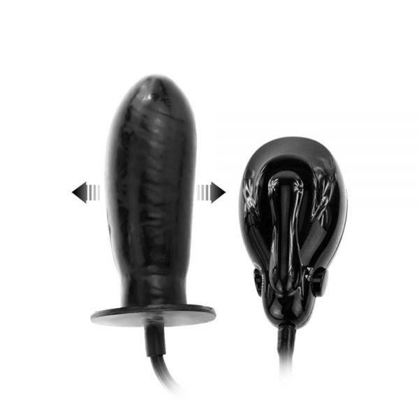 vibrator gonflabil Bigger Joy