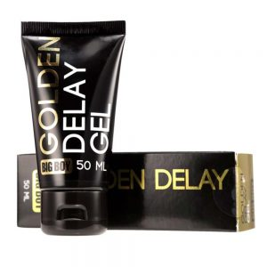 Big Boy Golden Delay gel ejaculare precoce
