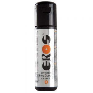Eros Extended Love Glide top level 3 lubrifiant pe baza de apa