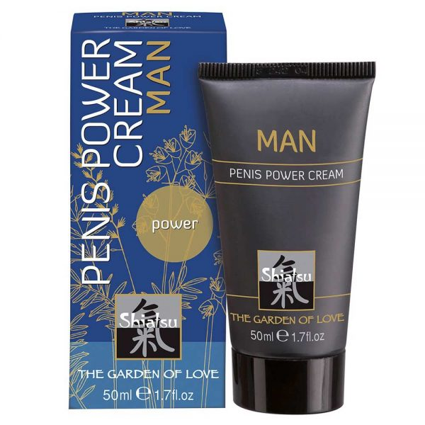 Penis Power Cream crema erectie