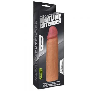 Revolutionary Silicone Nature Extender ambalaj