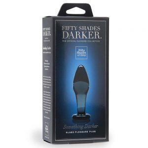 Something Darker Fifty Shades of Grey ambalaj