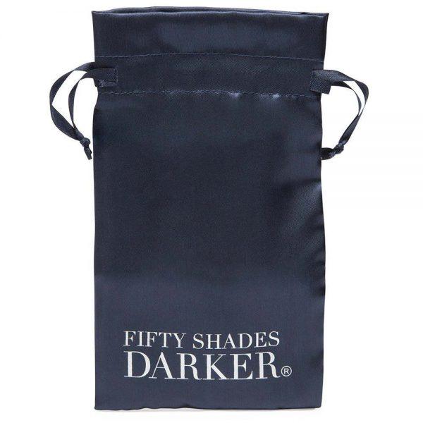 Something Darker Fifty Shades of Grey sac de satin