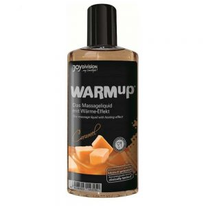 Ulei Masaj WARMup cu aroma de Caramel