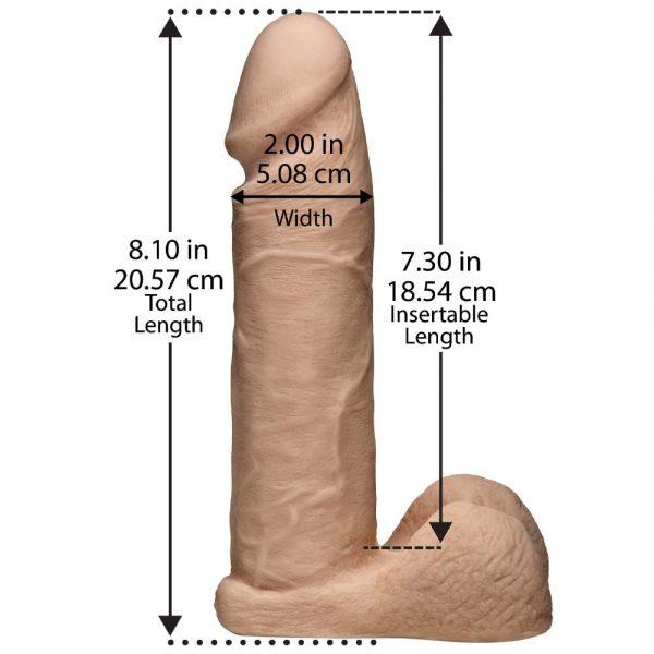 Ultraskyn Ultra Harness dimensiuni