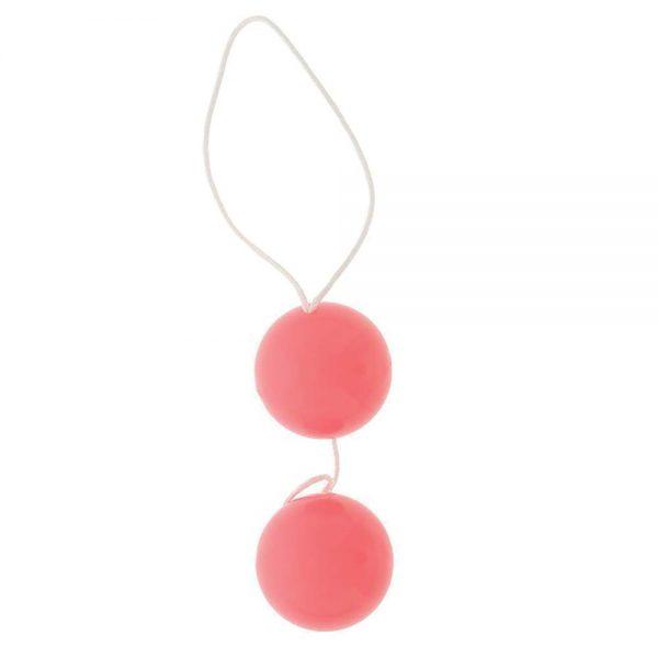 Vibratone Duo Balls roz bile kegel