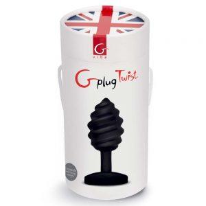 butt plug Gplus Twist ambalaj