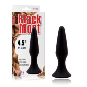 butt plug black mont l