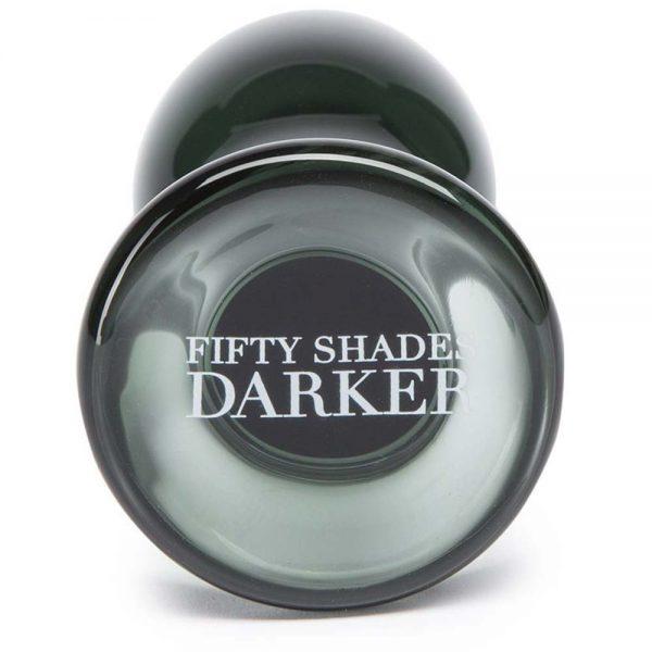 butt plug de sticla Something Darker Fifty Shades of Grey