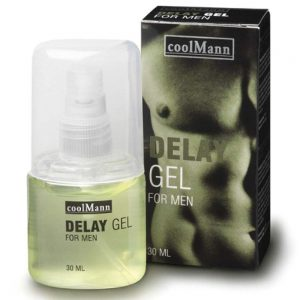 gel ejaculare precoce coolmann delay gel