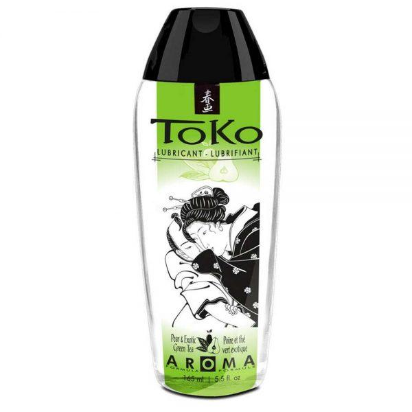 lubrifiant pe baza de apa toko cu pere si ceai verde