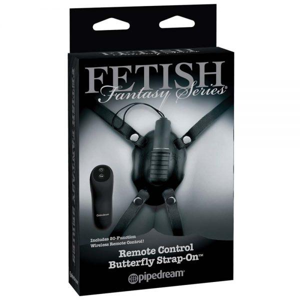 strap on Butterfly Fettish Fantasy cutie