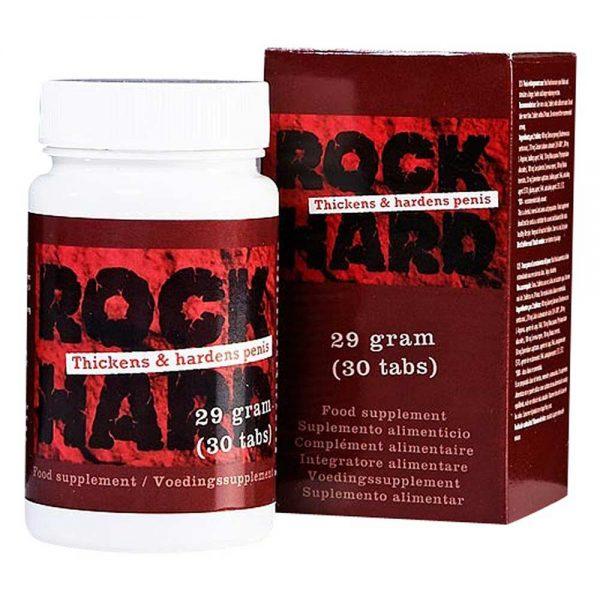 capsule Rock Hard