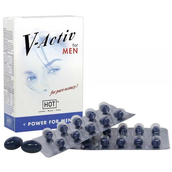 capsule V-Activ for Men hot