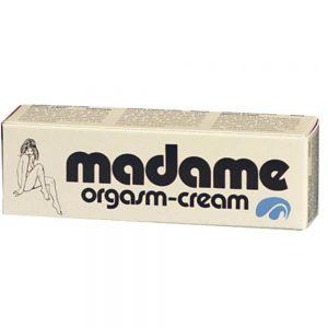 madame orgasm cream ambalaj
