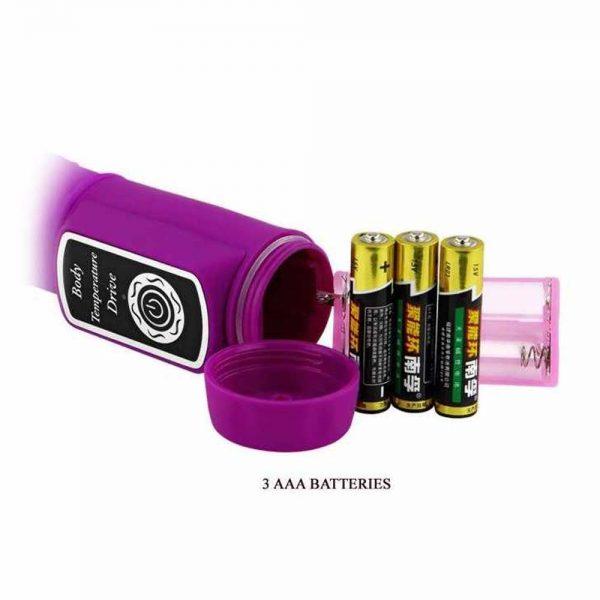 vibrator Pretty Love Body Touch 2 baterii