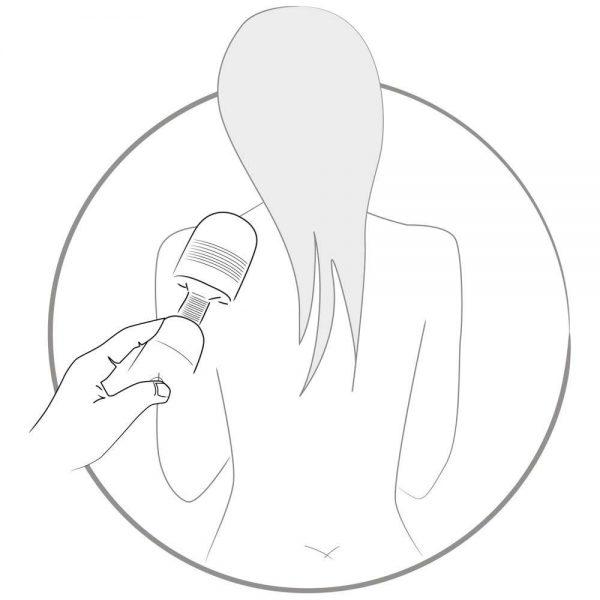 vibrator pentru masaj My Secret Love Passion Pointer zone