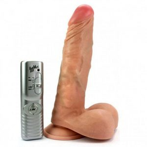 vibrator realistic cu telecomanda Samsons Swinging Delight