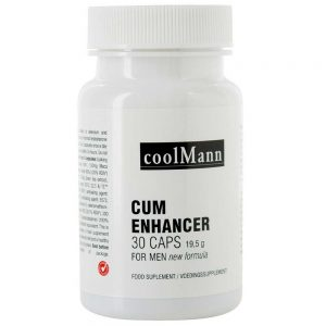 volum sperma CoolMann Cum Enhancer