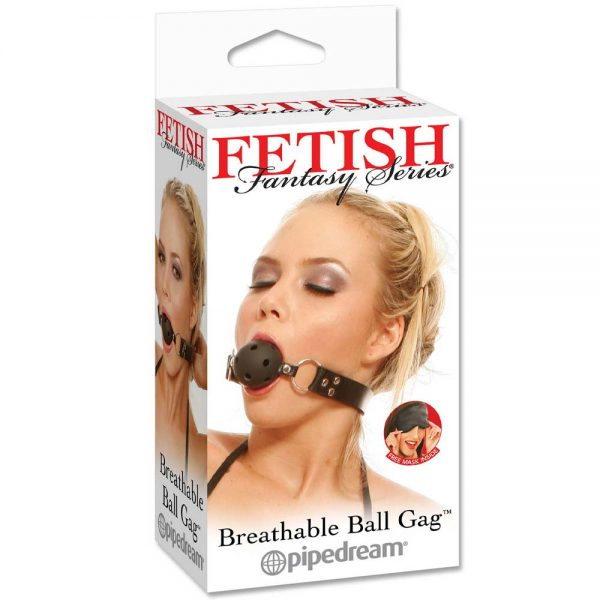 Breathable Ball Gag fetish fantasy