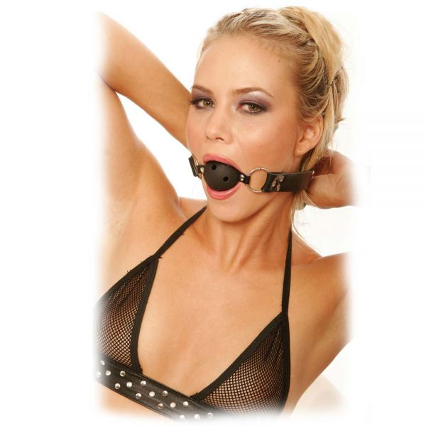 Breathable Ball Gag pipedream
