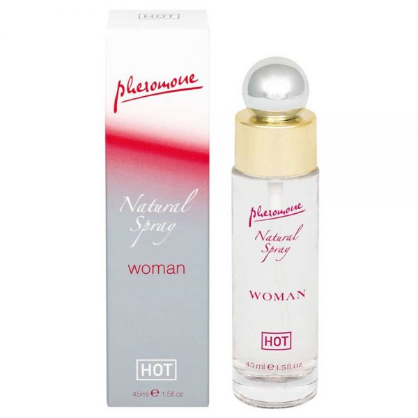 Hot Woman Pheromone Natural Spray