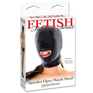 Spandex Open Mouth masca bdsm