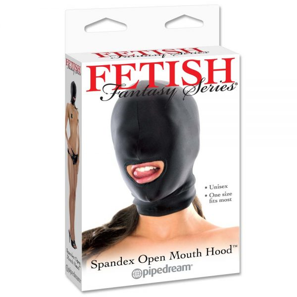 Spandex Open Mouth masca bdsm