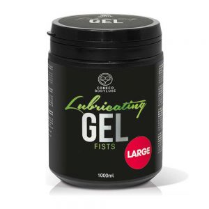 cbl fisting large 1000 ml lubrifiant din silicon