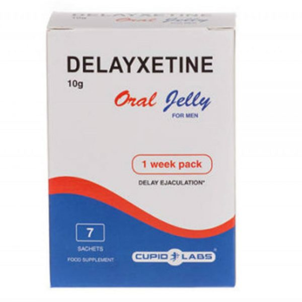 delaxetine oral jelly
