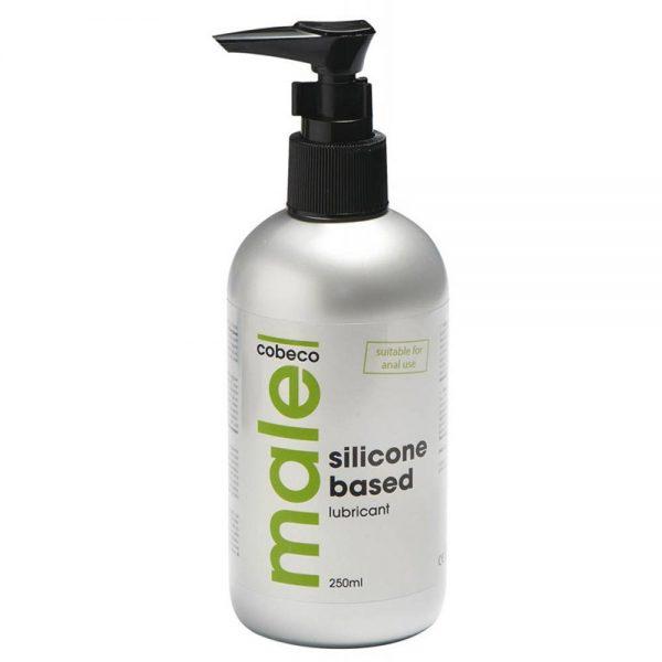 lubrifiant din silicon Cobeco Male 250 ml