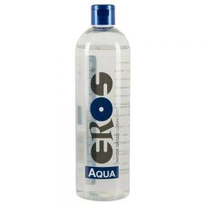 lubrifiant pe baza de apa Eros Aqua 500 ml