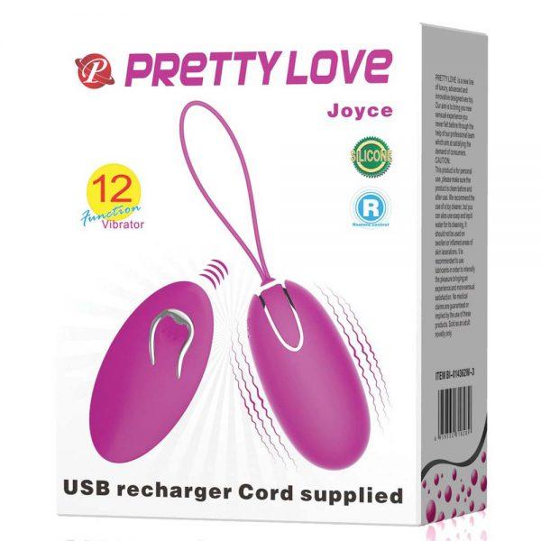 ou vibrator pretty love joyce ambalaj