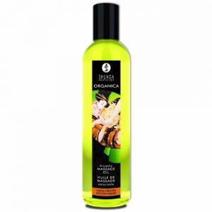 Shunga Organica Kissable ulei masaj aroma migdale
