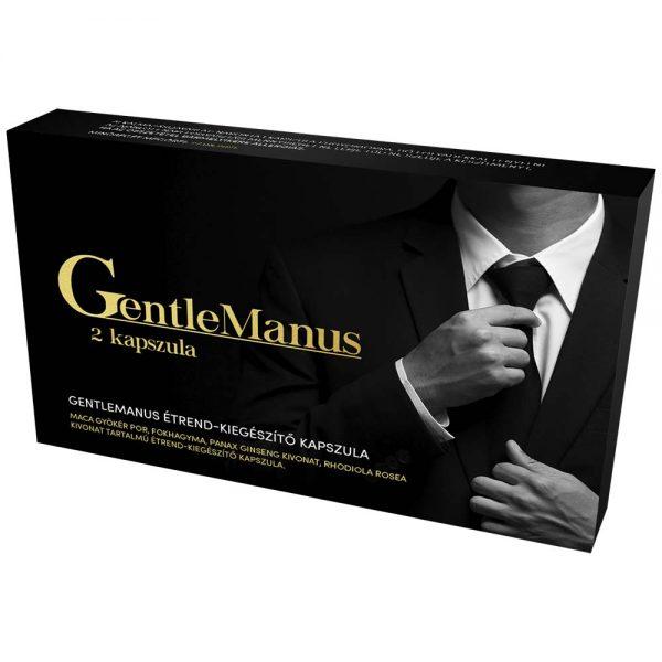 capsule gentlemanus