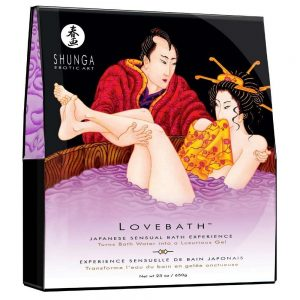 gel de dus Lovebath Sensual Shunga