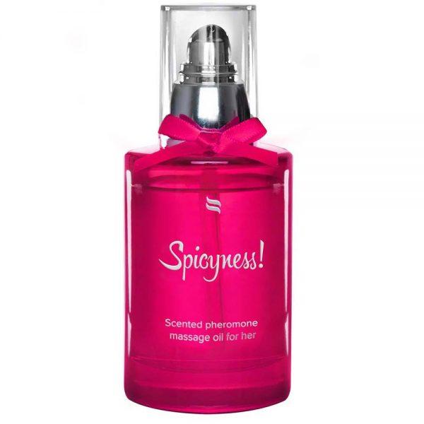 parfum spicyness ulei cu feromoni pentru masaj