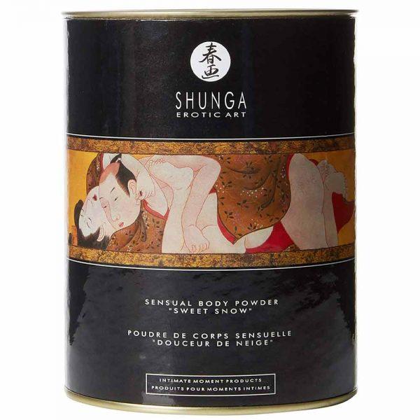 pudra afrodiziaca Shunga Sensual Body Powder