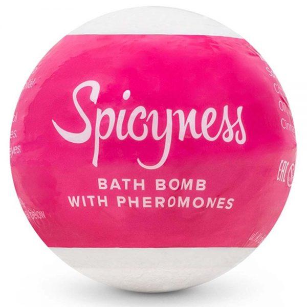 spicyness - bomba pentru baie cu feromoni