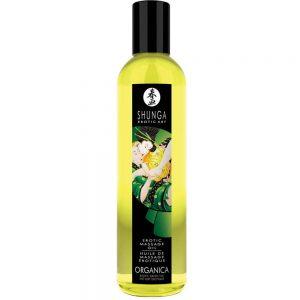ulei masaj erotic Shunga Organica