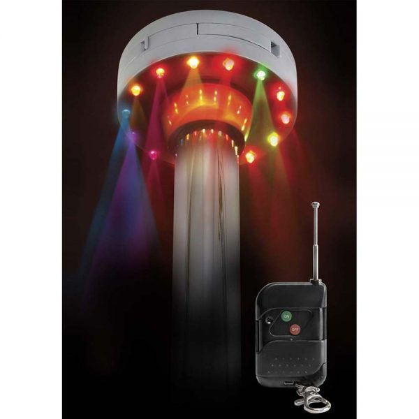 bara cu luminite Light-Up Disco Dance Pole