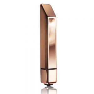 Bamboo Rose Gold vibrator mic